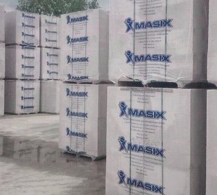 Газобетонные блоки Masix купить