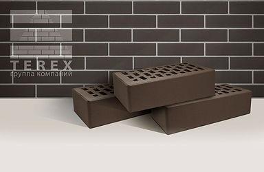 Облицовочный кирпич Терекс какао купить