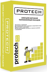 КЛЕЙ ДЛЯ ТЕПЛОИЗОЛЯЦИИ ФАСАДОВ Р-31 цена