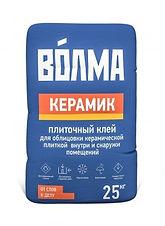 Клей Волма-Керамик 25кг цена