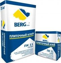 ПК 11 СУПЕР Плиточный клей BERGhome купить