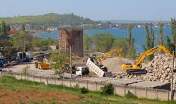 строительство керченского моста керчь