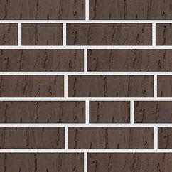 керамический кирпич корица коричневый с