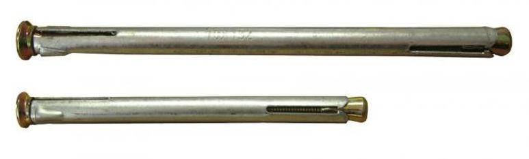 Рамный металлический дюбель