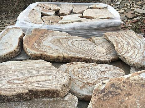 камень пластушка тигровый галтованный  ц