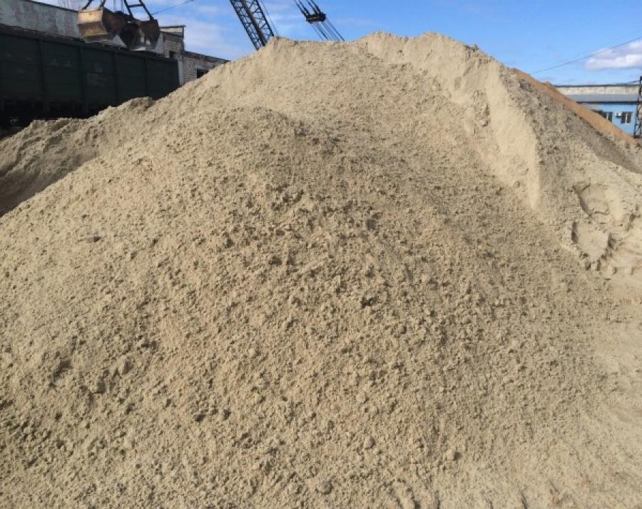 речной песок купить цена