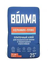 Клей Волма-Керамик плюс 25кг цена