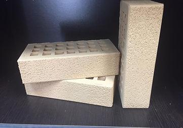 Железногорский керамический кирпич Слоновая кость Пена купить цена