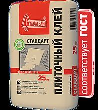 Старатели Клей плиточный Стандарт 25 кг ЕВРО