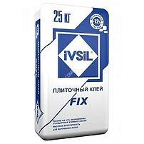 """Клей плиточный """"IVSIL FIX"""" 25кг купить цена"""