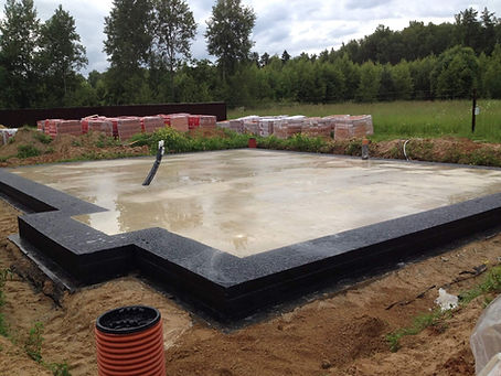 строим монолитные фундаменты в Росове-на