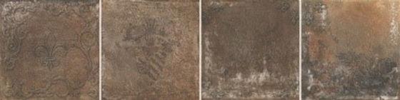 керамогранит Rivoli brown PG 022 расклад