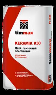 TIMMAX KERAMIK K30 Клей плиточный эластичный цена