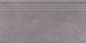 Керамогранит Garden grey ступень купить