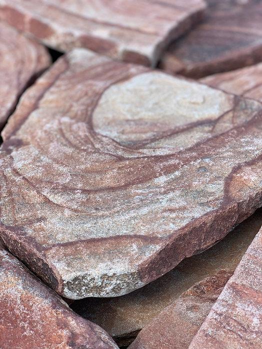 камень пластушка малиновый тигровый купи