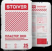 "Штукатурка гипсовая ""STOIVER-Пластер ЭКО"" 25кг цена купить"