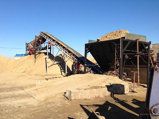производство песка