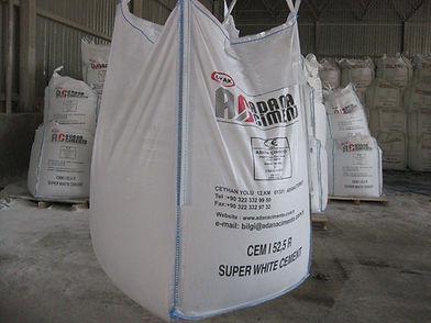 Белый цемент Адана купить цена в биг-бэг