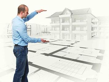 построим Ваши архитекторные проекты домо
