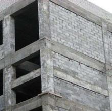 Отсевоблок в многоэтажном строительстве.