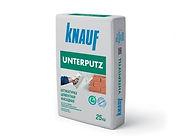 Штукатурка цементная фасадная КНАУФ-Унтерпутц 25 кг купить цена