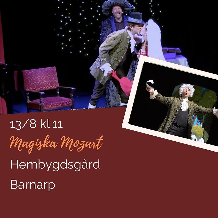Magiska Mozart - Sommarkul Barnarp