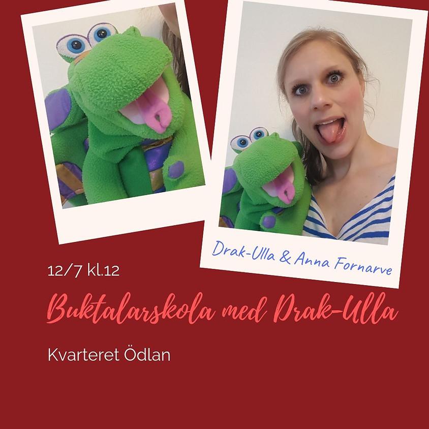 Buktalarskola med Drak-Ulla