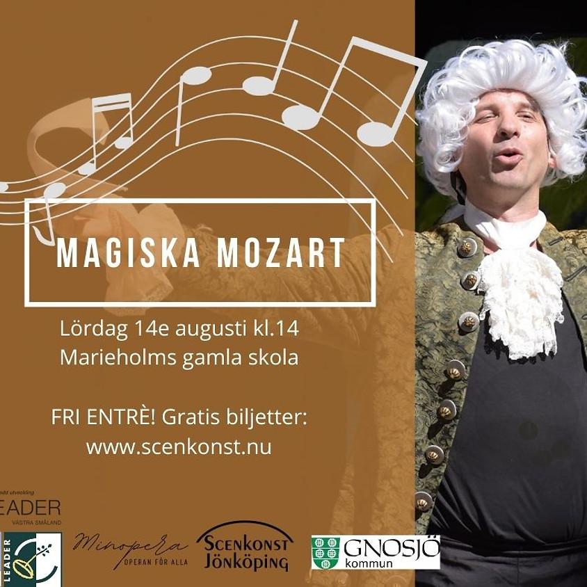 Magiska Mozart- Marieholm