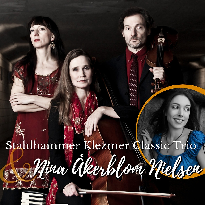 Klezmer Trio & Nina Åkerblom-Nielsen