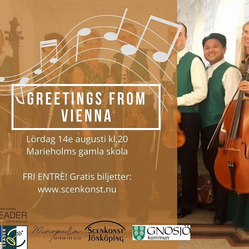 Greetings from Vienna- Marieholm