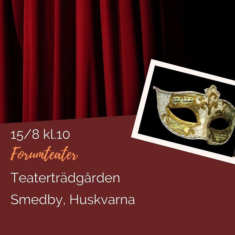 Forumteater med Totte