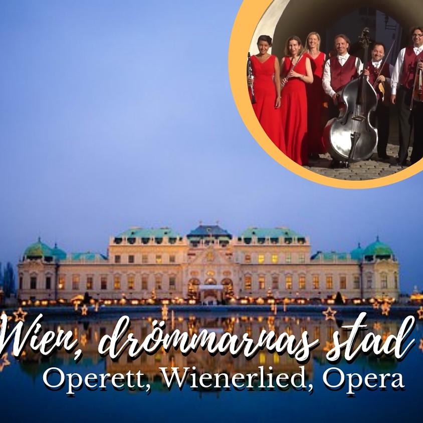 Wien, drömmarnas stad