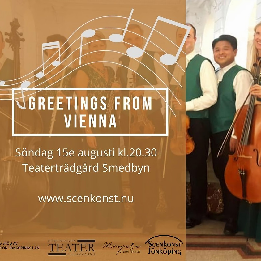 Greetings from Vienna