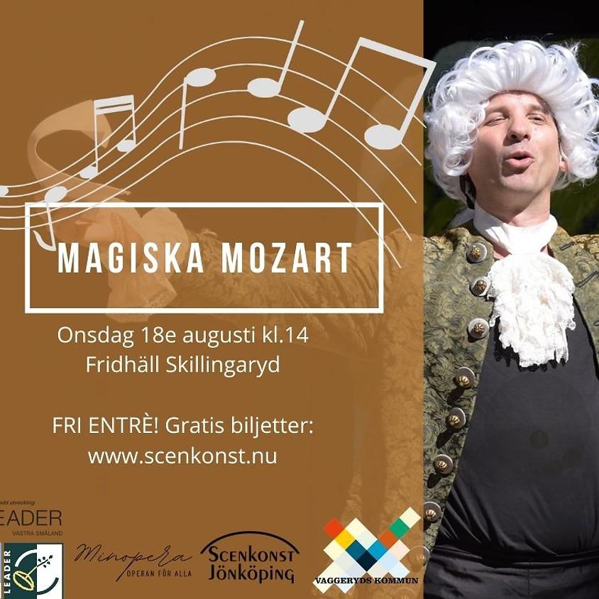 Magiska Mozart- Fridhäll