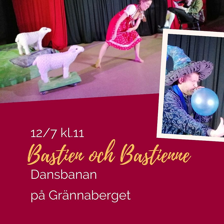 Bastien och Bastienne