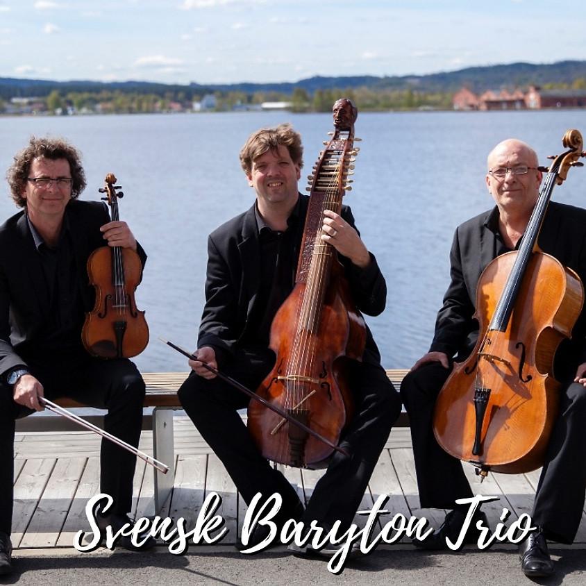 Svensk Baryton Trio