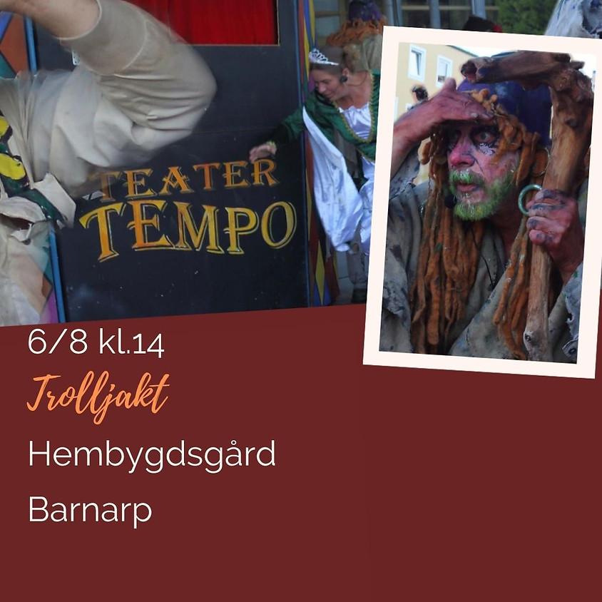 Trolljakt - Sommarkul Barnarp