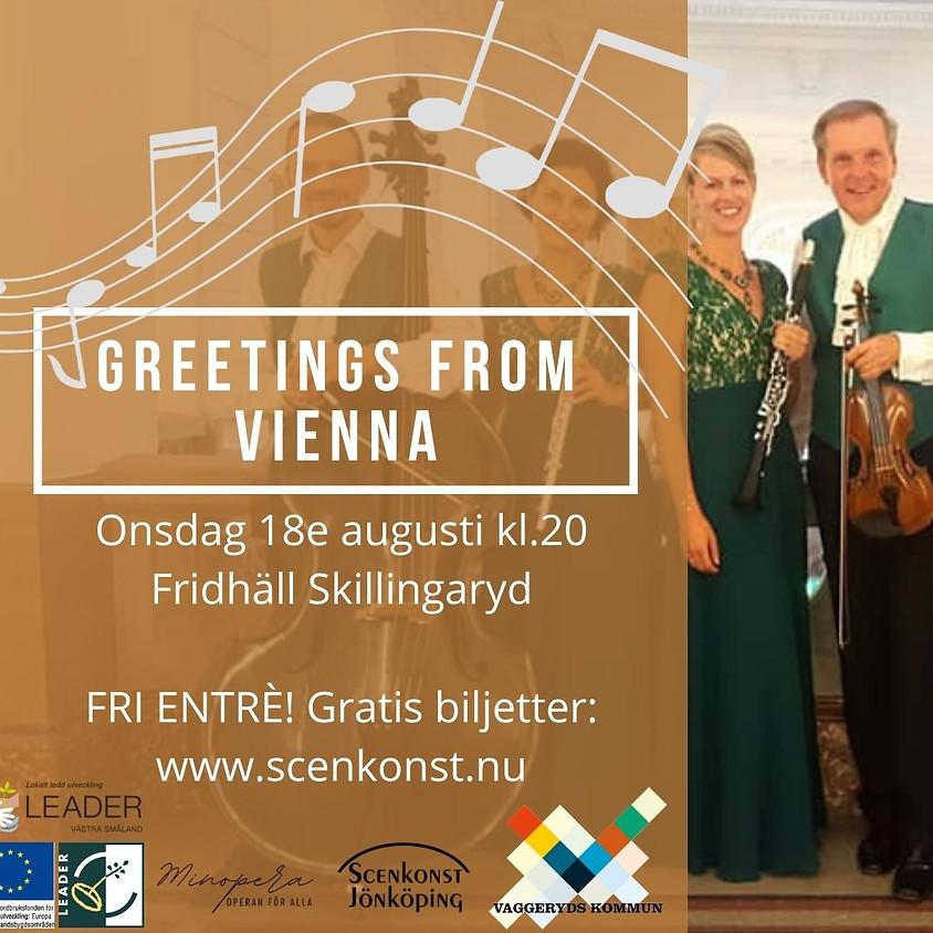 Greetings from Vienna - Fridhäll