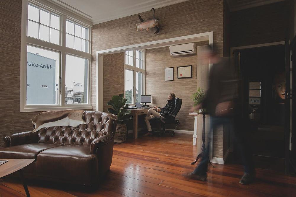 professional environment business centre