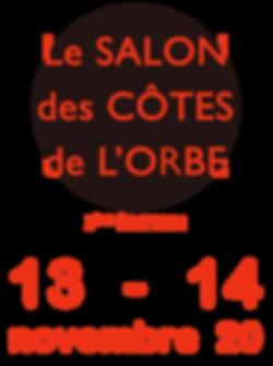 Logo Le Salon des cotes de l'orbe