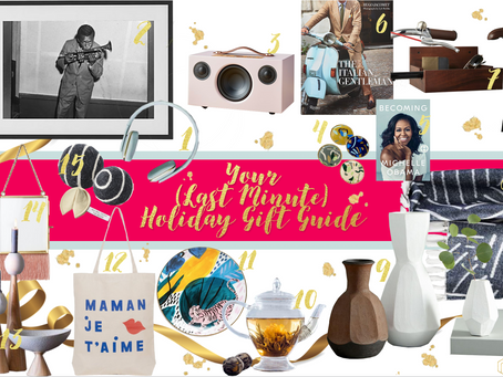 Our Chic {Last Minute} Gift Guide