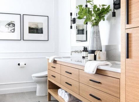 2020 Bathroom Trends We're Crushing on Hard