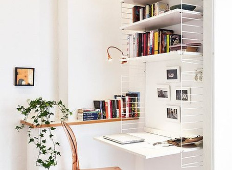 Three Steps to Maxing Out your Small Space