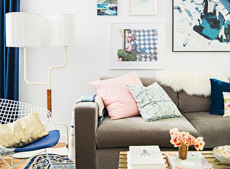 Love Nest: How to Co-decorate when your Design Tastes are at Odds.