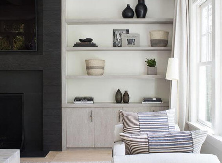 Beautiful Built-ins that will Boost your Home's Value