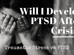 After Crisis: What does trauma look like?