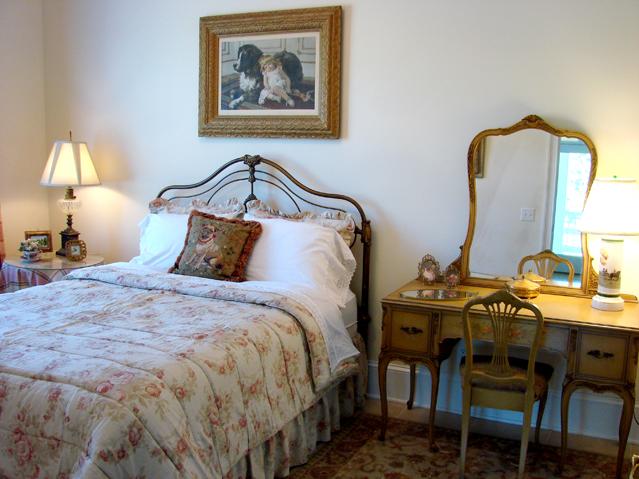 Ladybug Cottage Bedroom
