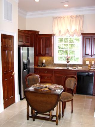 Ladybug Cottage Dining & Kitchen