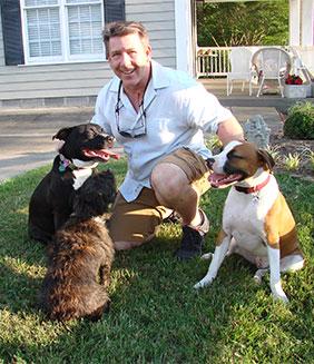 Savannah, Zee & Loki