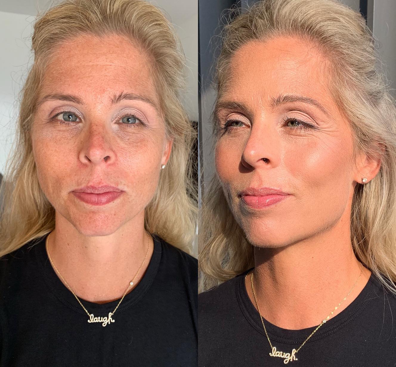 """Natural """"No-Makeup"""" Makeup"""